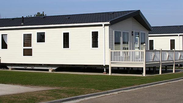 Home loan for manufactured homes