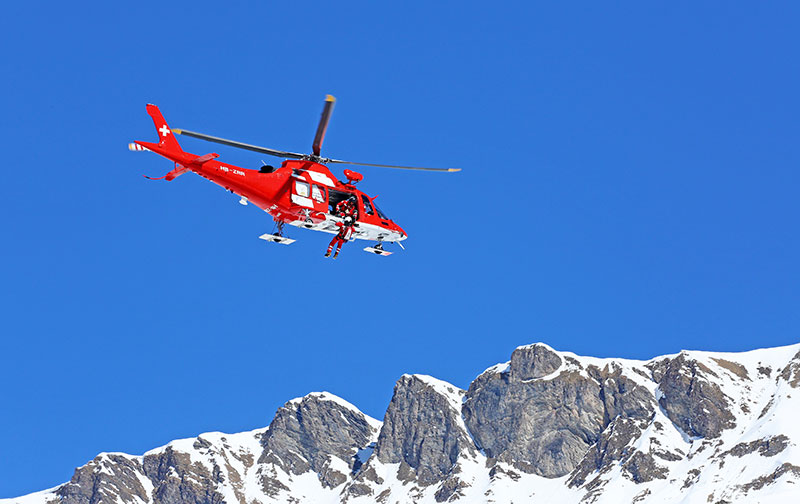 Home Loan Helicopter Rescue