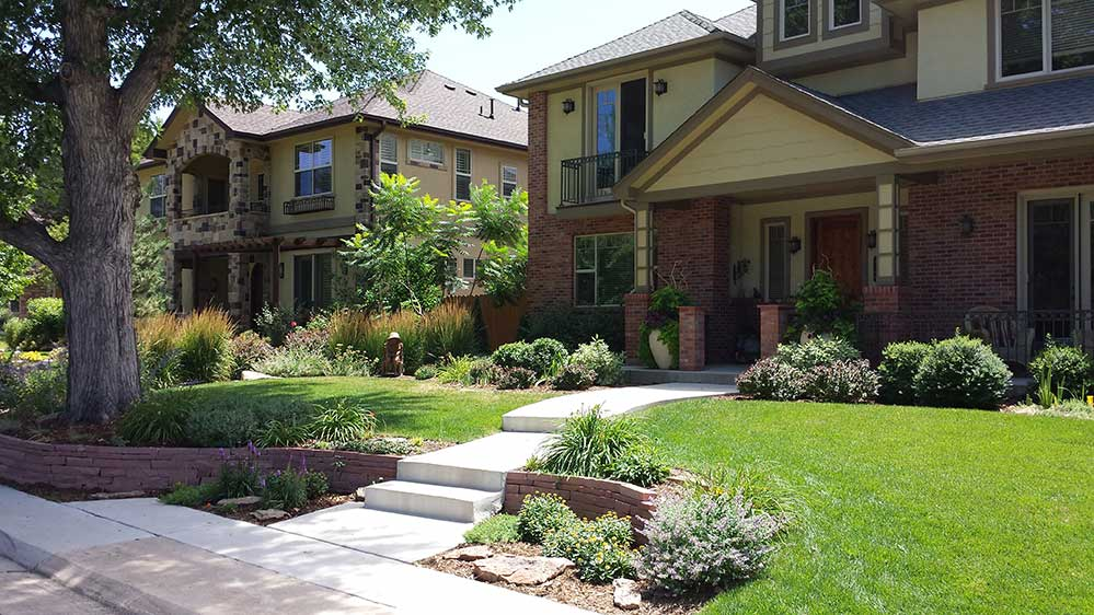 A well designed landscape design plan leads to spectacular results.