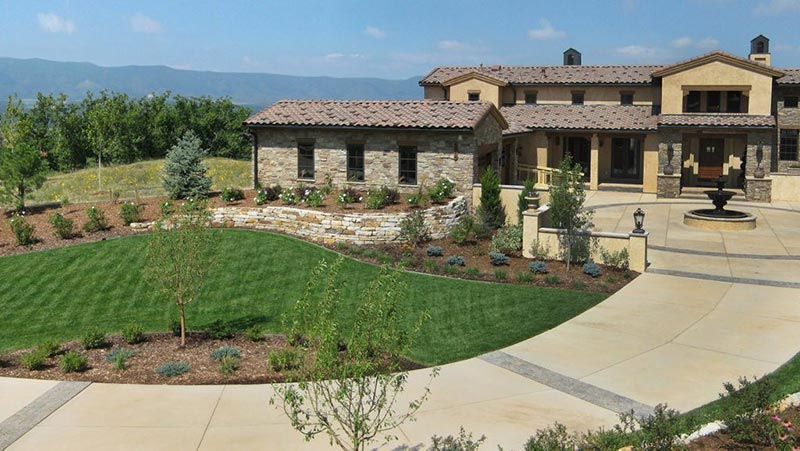 Beautiful landscape design starts with the process.