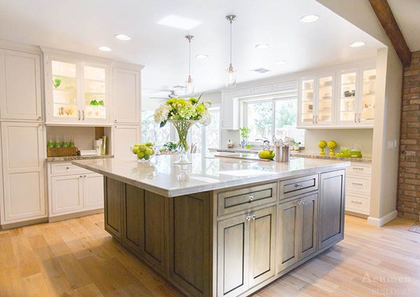 Beautiful residential kitchen remodel