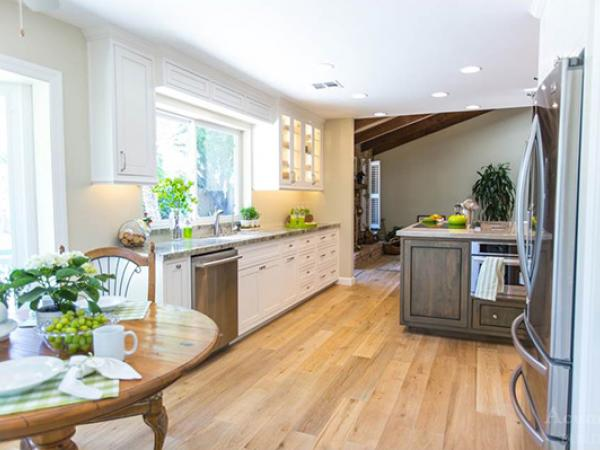 Residential kitchen remodel in McCormick Ranch